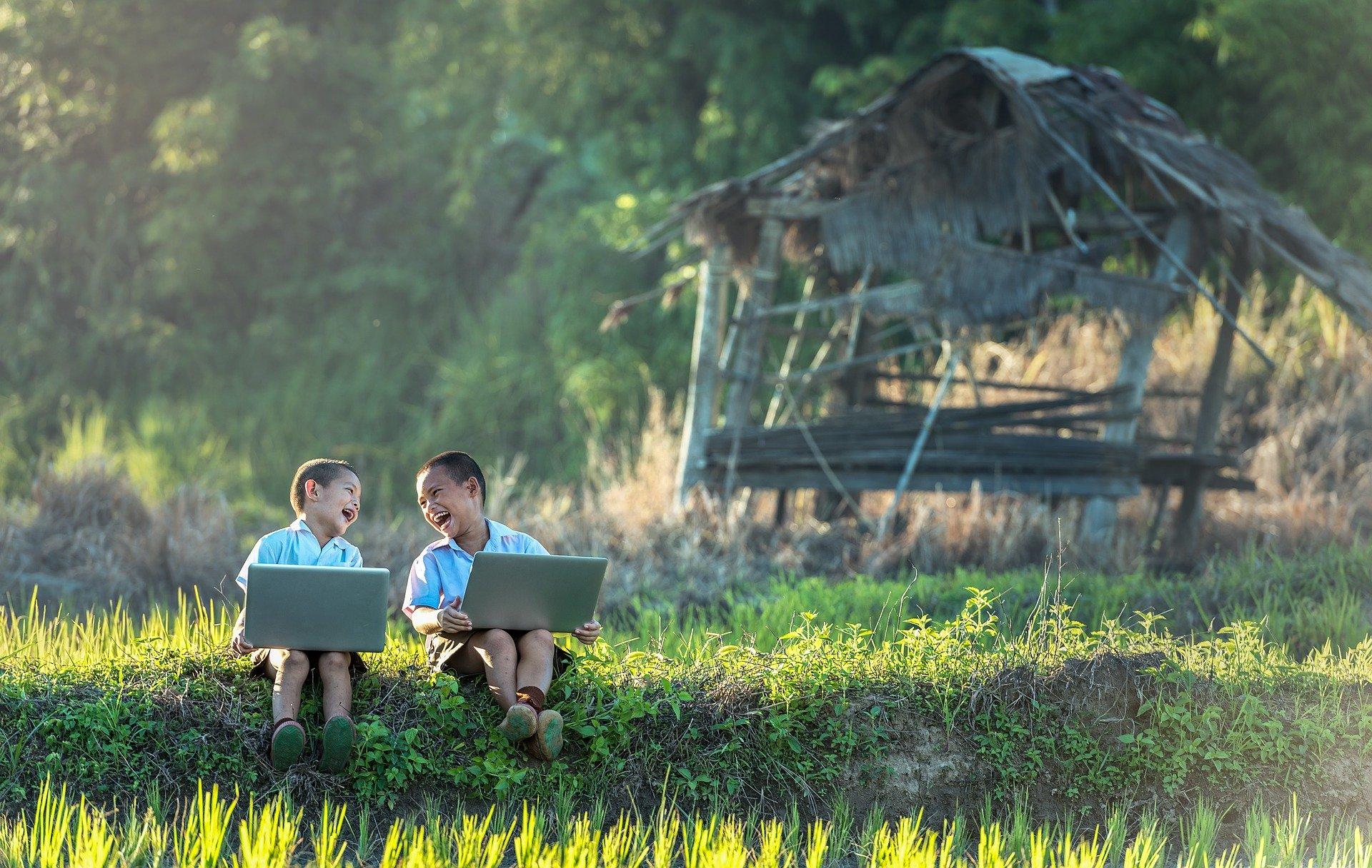 La technologie et les enfants